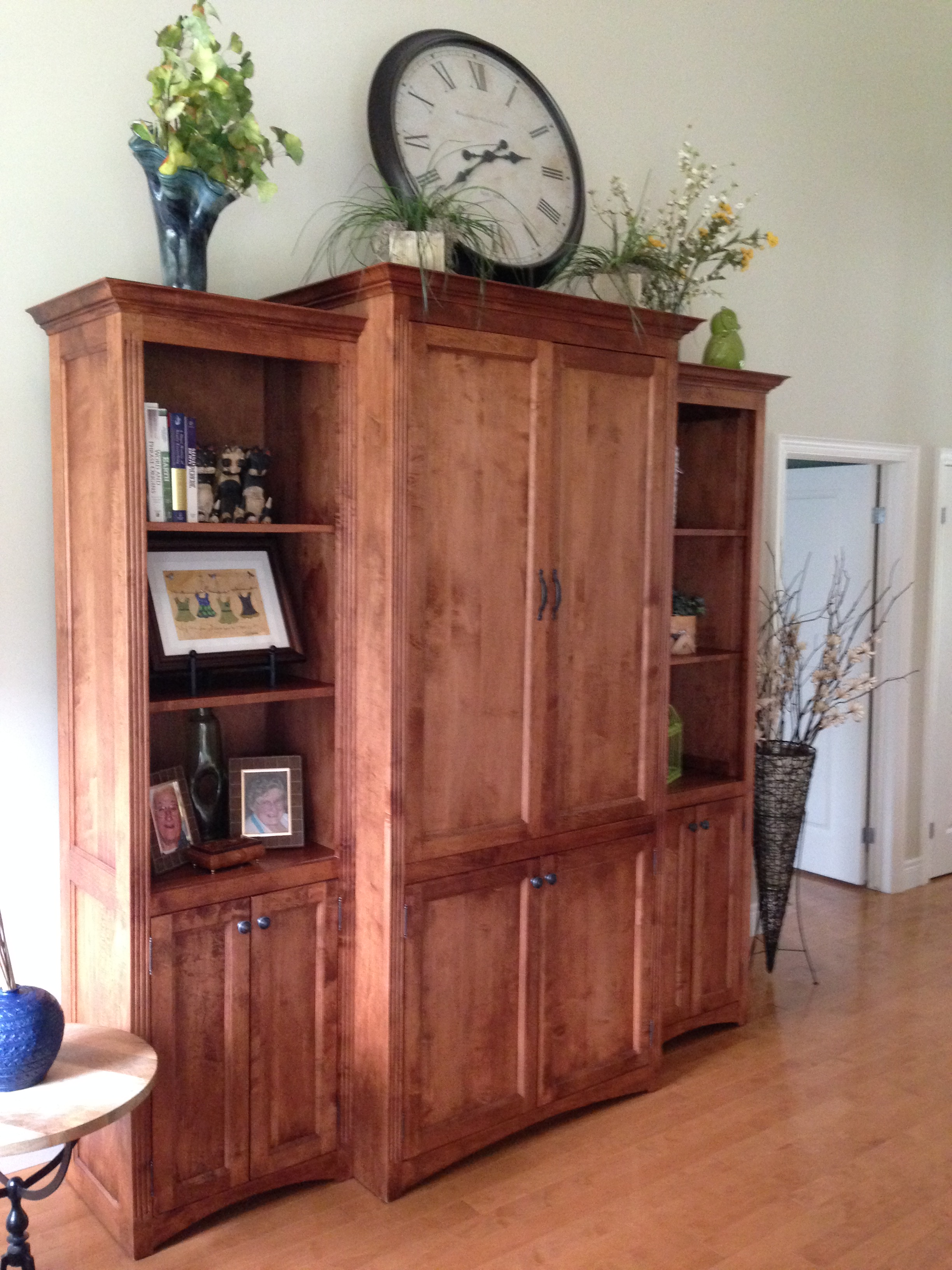 living room office mennonite custom furniture